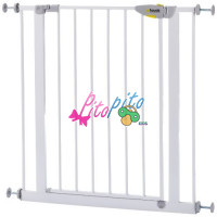 Cancelletto Squeeze Handles Bianco